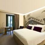 Radisson Blu Hotel Madrid Prado. Moderno sulla storia
