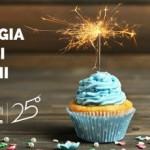 Air Dolomiti festeggia 25 anni