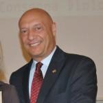 Vito Intini presidente Onav sul podio di Italia a Tavola
