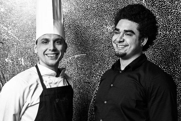 Head-chef-Fanetti-restaurant-manager-Michel-Milleri