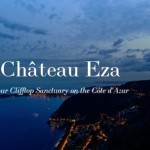 Chateau Eza. A Bird's-Eye View