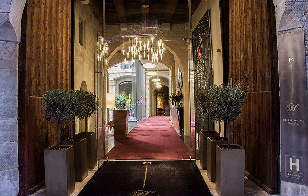 Mercer-hotel-barcelona-Entrance