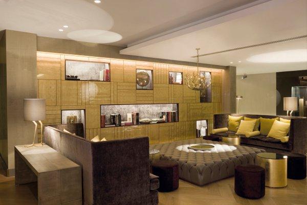 Starhotels Rosa Grand_Mi_Library
