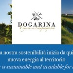 Vinitaly green per l'Azienda Dogarina