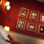 Tchaikovsky on the art al Londra Palace Hotel
