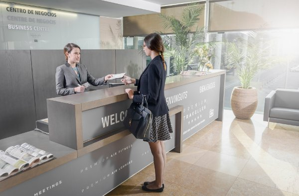 Premium-Traveller-Barcellona-business-center