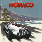 Grand Prix of Monaco and Chateau Eza
