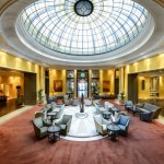 Bayerischer Hof five stars. Total luxury experience
