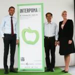 Interpoma International. La mela on the stage