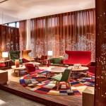 25hours Hotel Zurigo West. Total living mood