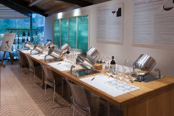 Fontanafredda wine story, wine style