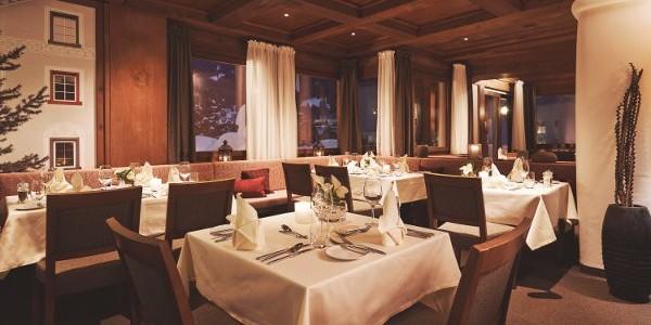 Restaurant Waldhuus Davos. I sapori della tradizione