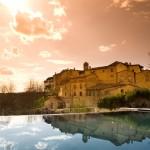 Castel Monastero Resort. Splendore ritrovato