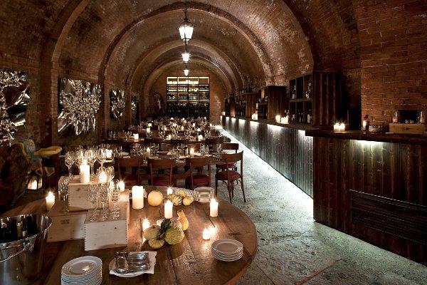Castel-Monastero-Winecellar-restaurant