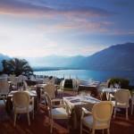 Dinner with magic view al Ristorante di Villa Orselina