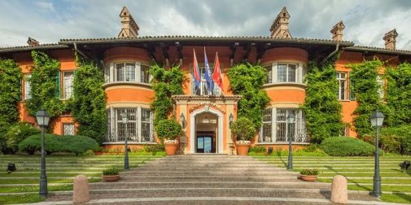 Villa Principe Leopoldo luxury a Lugano