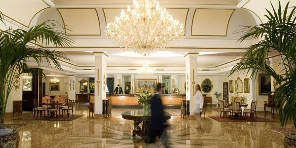 Abano Grand Hotel. The fine art of wellness