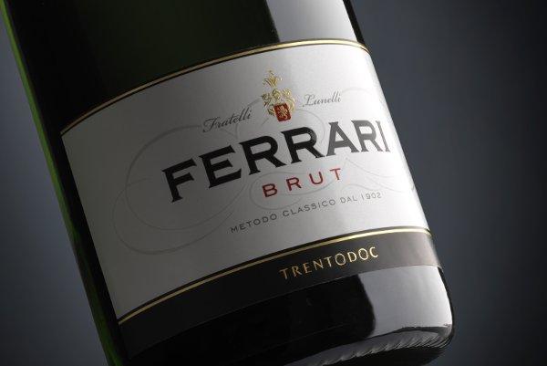 FerrariBrutTrentodoc