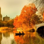 Autumn in New York. Romantica e vitale