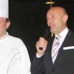 Rapsodia culinaria al Lido Palace con Barone Ricasoli