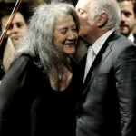 Argerich e Barenboim together alla Scala