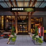 Style Archer Hotel New York. Feeling and ispiration