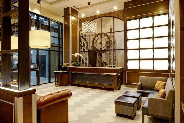 archer-hotel-new-york-reception