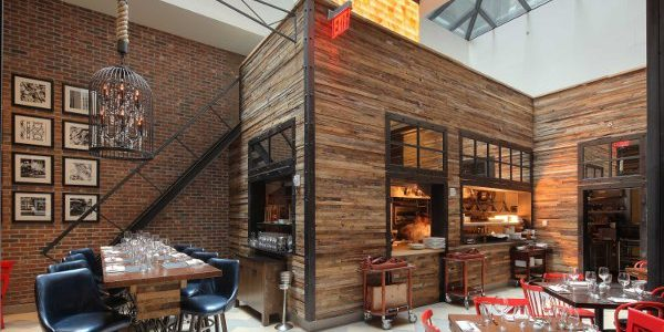Fabrick Restaurant. Tecnica e fantasia, new american taste