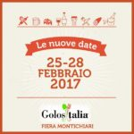 Golositalia food and more ti aspetta a  Brescia