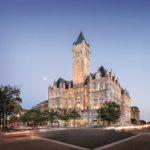 Luxury on the history. Trump International Hotel Washington