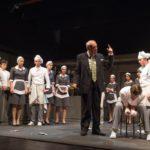 New production Teatro Stabile di Bolzano. La Cucina