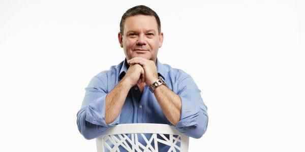 Gary Mehigan judge on MasterChef Australia. Interview