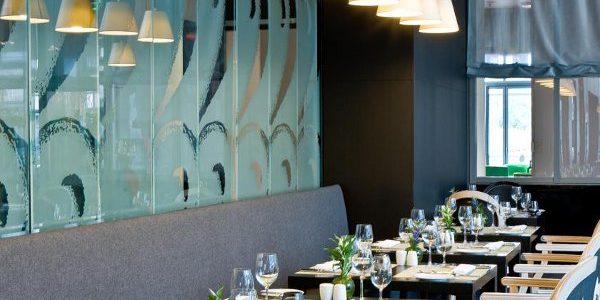 Ristorante Ticino. Mediterranean cuisine al Sofitel Hamburg
