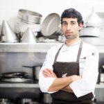 """David Jesus, lo """"Chef In Comune"""" a Courmayeur"""