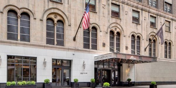 Westhouse Hotel New York. Hospitality tailor made