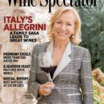 Marilisa Allegrini cover story di Wine Spectator