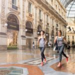 Nike and Four Seasons Hotel Milano  together for run