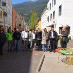 Wasser Licht Festival. Festival di Acqua e Luce a Bressanone