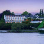 Jacob Hotel Hamburg. Carattere nordico, stile anseatico
