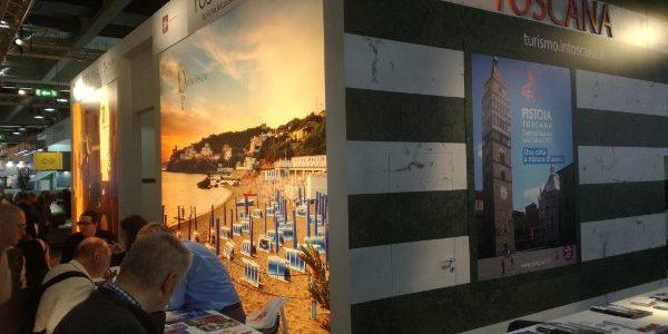 Bit Milano 2017. Focus Toscana, Exhibit to go