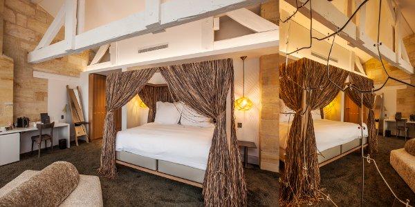 Yndo hotel luxury moment design touch nell elegante for Camere giapponesi