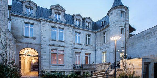 Yndo Hotel, luxury moment design touch nell'elegante Bordeaux