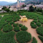 Giardino Vescovile di Bressanone, Soliman incontra l'arte