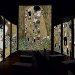Klimt. Vertigine Tech Exhibition Sensual, Mudec Milano