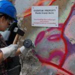 Il Muro di Berlino si abbatte al Westin Grand Berlin