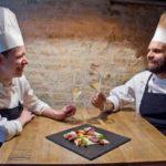 Gobbo e Simonetti nuovi chef in cucina a Le Beccherie