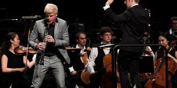 Verbier Festival Orchestra, Fröst, Weilerstein. The spirit of music