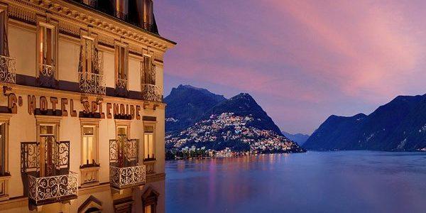 Hotel Splendid Royal, Lugano. Hospitality and timeless allure