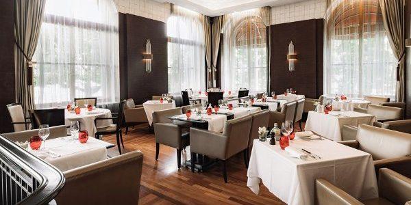 Gusto Restaurant Geneva. Ispiration italian style con un tocco personale