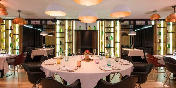 W Kitchen restaurant Verbier, taste modern local and trend chic